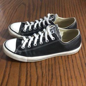 Converse Leather Chucks m8 w10
